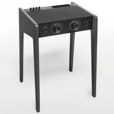 Dock LD120 de la Boîte Concept pour ordinateur portable gris anthracite