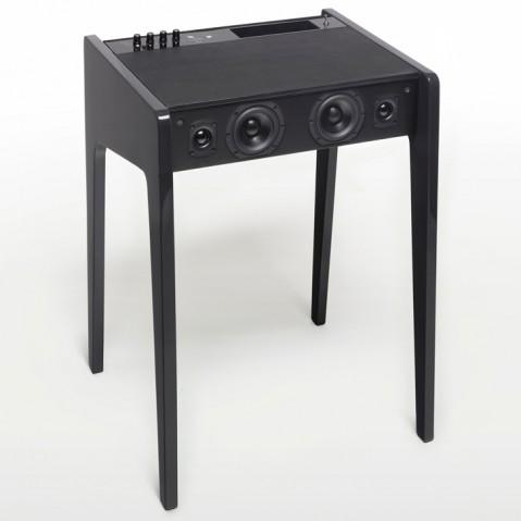 Dock LD120 de la Boîte Concept pour ordinateur portable noir