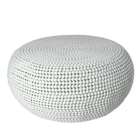 table basse DOT LOUNGE XL de Pols Potten, blanc