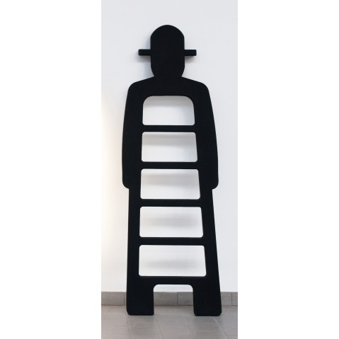 Echelle MR. GIO de Slide noir