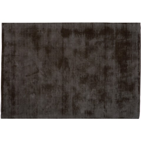 Tapis ECHO de Toulemonde Bochart, 170 x 240 Anthracite