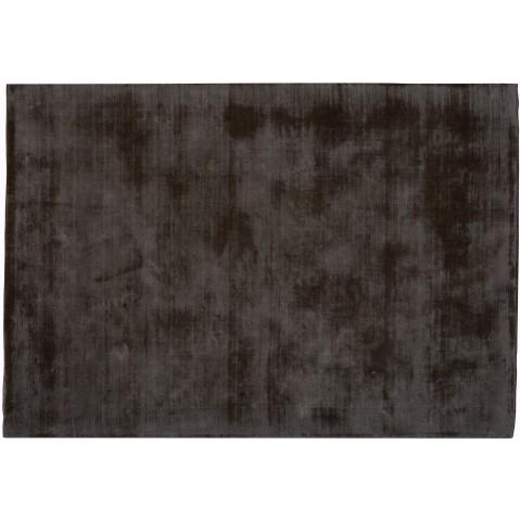 Tapis ECHO de Toulemonde Bochart, 250 x 350 Anthracite