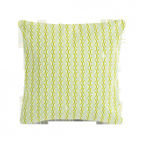 Coussin Bananes 44 X 44 CM ENVIE D'AILLEURS de Fermob, 3 coloris