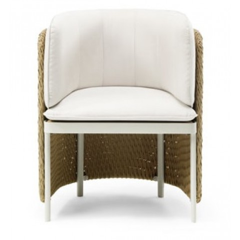 Chaise ESEDRA de Ethimo, 2 options