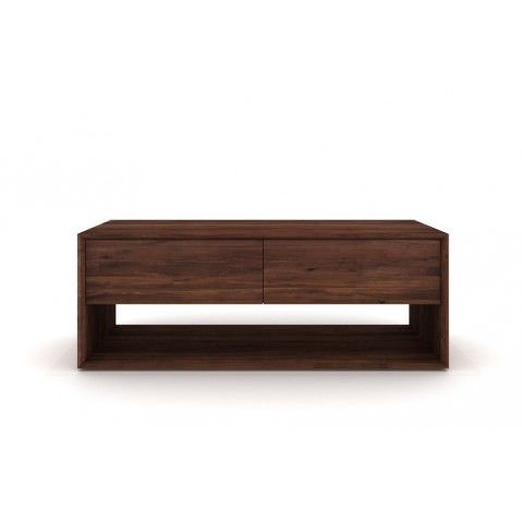 Meuble tv nordic noyer d 39 ethnicraft 2 tailles - Meuble tv grande taille ...