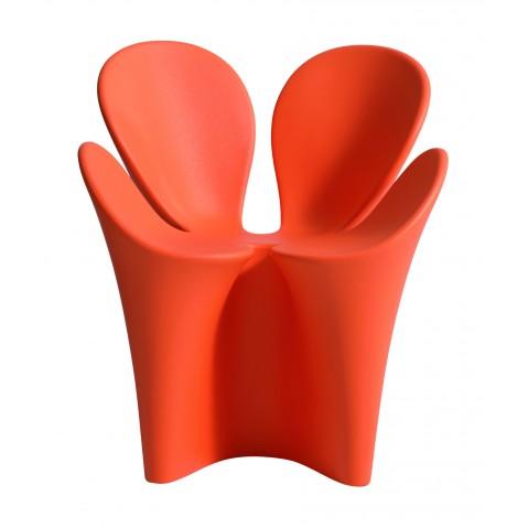 Fauteuil CLOVER de Driade orange