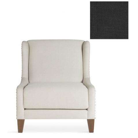 Fauteuil Colombus Marie's Corner, Anthracite - Shaw 49