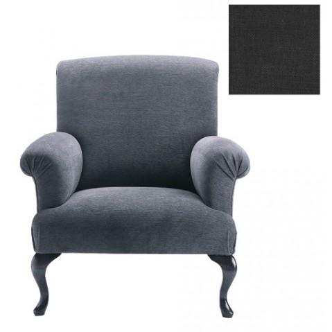 Fauteuil Cottage Marie's Corner, Shaw Anthracite 49