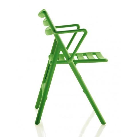 Fauteuil FOLDING de Magis vert