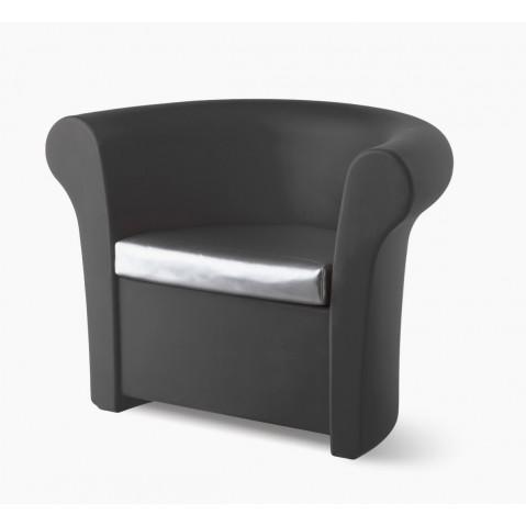 Fauteuil KALLA de Slide gris