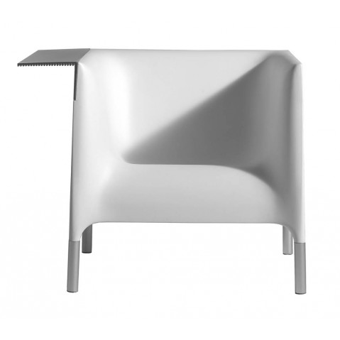 Fauteuil OUT/IN de Driade-Blanc