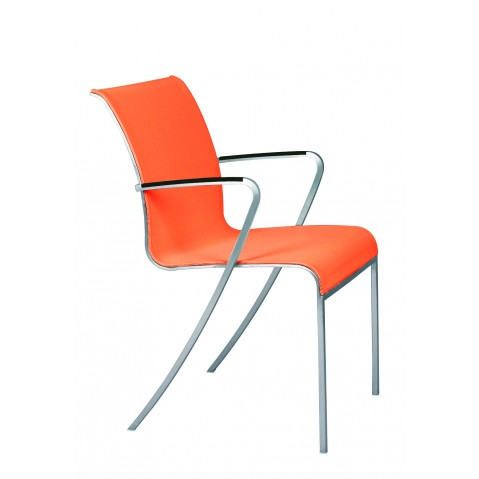 Fauteuil QT de Royal Botania orange
