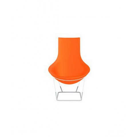 Fauteuil ou Rocking chair TOM YAM Qui est Paul Orange