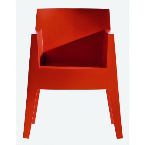 Fauteuil TOY de Driade rouge