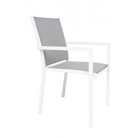 Fauteuil VICTOR, blanc