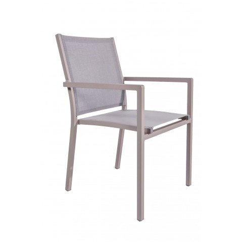 Fauteuil VICTOR, champagne