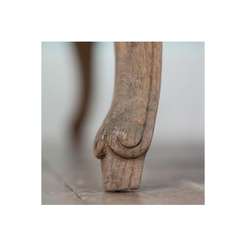 Fauteuils Sally I de Flamant, Beige