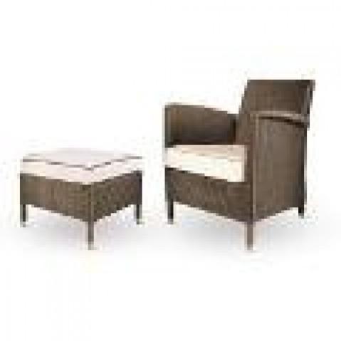 Fauteuils Vincent Sheppard Cordoba Chair Espresso-02