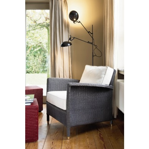 Fauteuils Vincent Sheppard Cordoba Lounge Chair Black wash-03