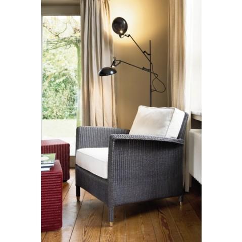 Fauteuils Vincent Sheppard Cordoba Lounge Chair Espresso-03