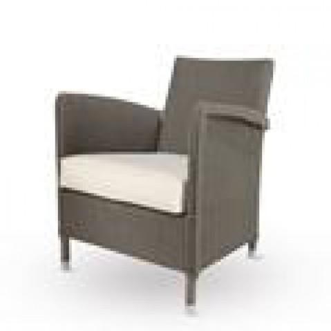 Fauteuils Vincent Sheppard Deauville Chair Espresso-02