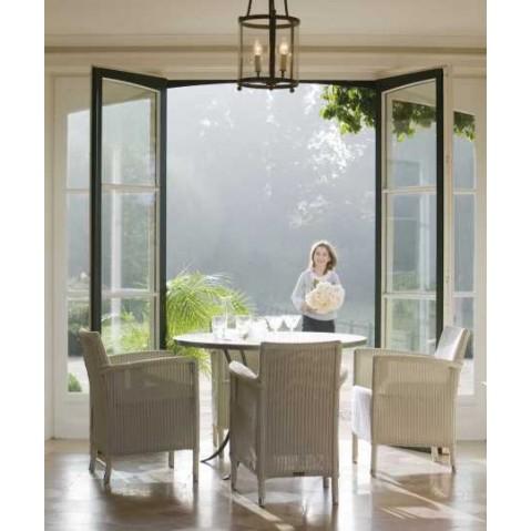 Fauteuils Vincent Sheppard Deauville Dining Chair Espresso-03