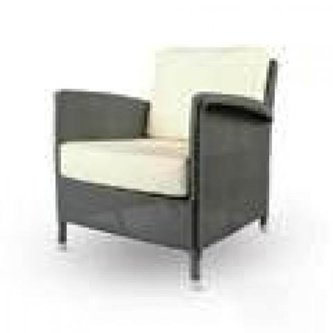 Fauteuils Vincent Sheppard Deauville Lounge Chair dark grey wash-02