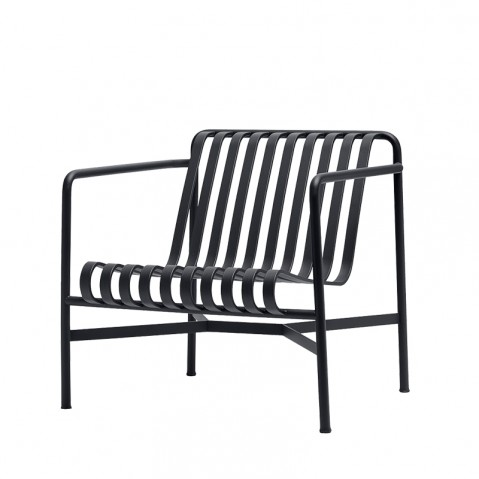 Lounger PALISSADE de Hay anthracite