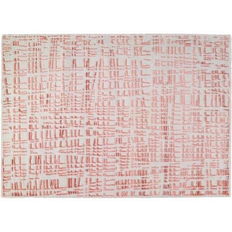 Tapis GIVRE de Toulemonde Bochart, 170x240, Cuivre