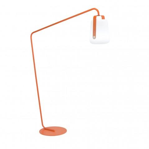 Grand pied déporté pour lampe BALAD de Fermob, carotte