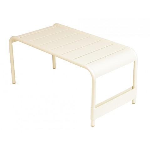 Grande table basse LUXEMBOURG de Fermob lin
