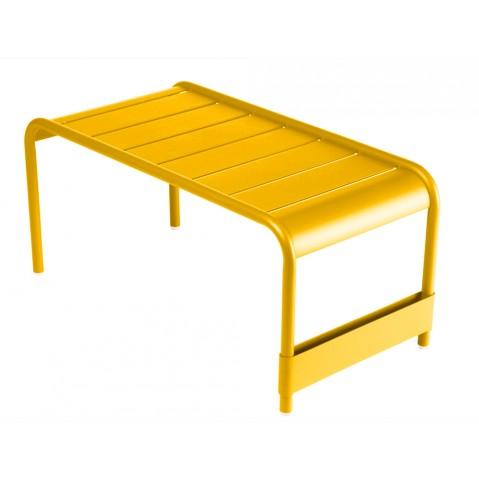 Grande table basse LUXEMBOURG de Fermob, Miel