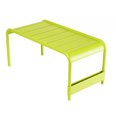 Grande table basse LUXEMBOURG de Fermob verveine