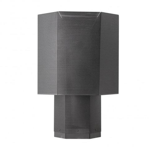 Lampe de table HEXX de Diesel Foscarini, Noir