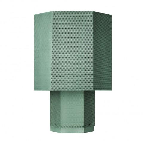 Lampe de table HEXX de Diesel Foscarini, Vert