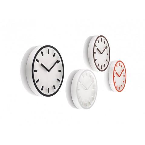 Horloge TEMPO de Magis marron