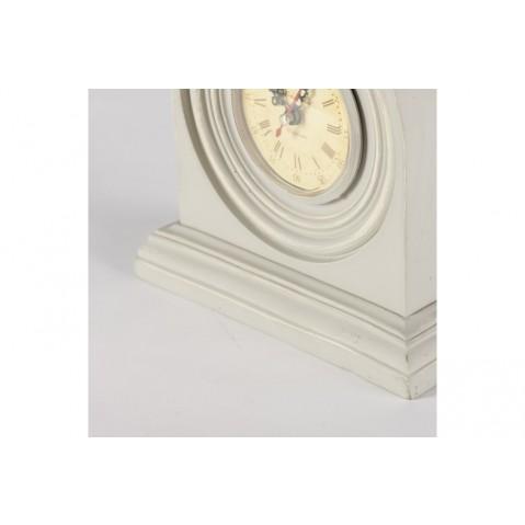 Horloge Valenti de Flamant, Blanc