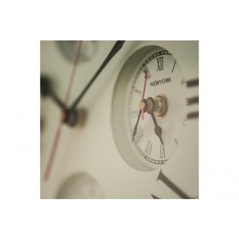 Horloge Weston de Flamant, Noir