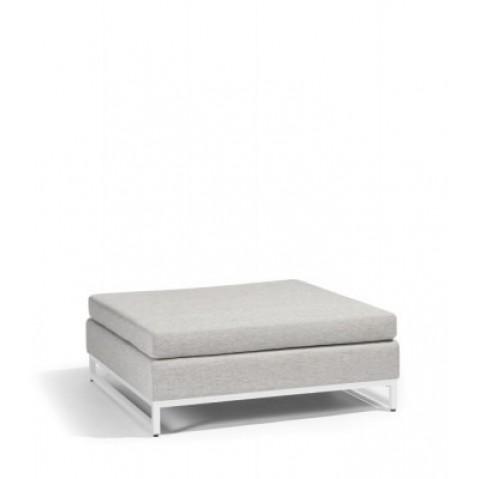 Repose-pieds/table basse moyen ZENDO de Manutti, 3 coloris