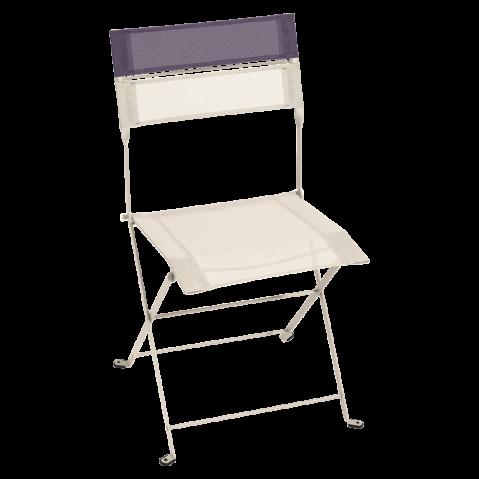 Chaise pliante LATITUDE de Fermob, Lin