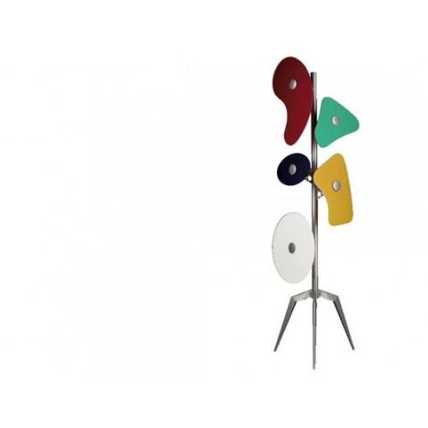 Lampadaire ORBITAL de Foscarini coloré