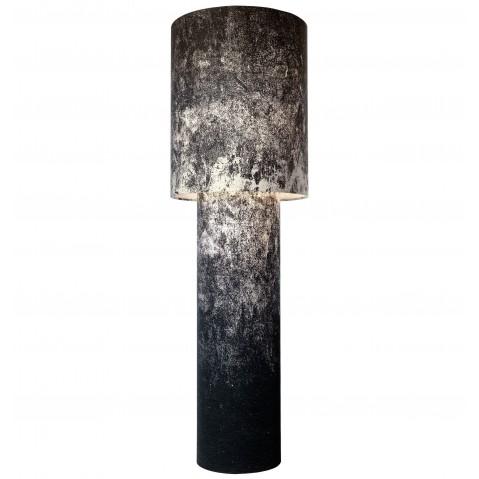 Lampadaire PIPE GRANDE de Diesel Foscarini, Noir