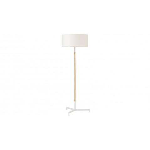 Lampadaire STOKLAMP de Functionals, Blanc