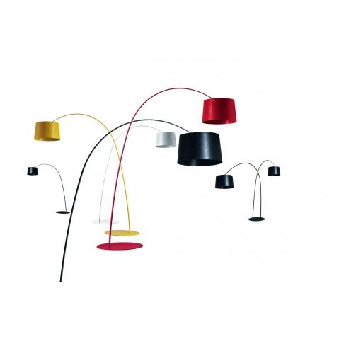 Lampadaire TWIGGY de Foscarini, 4 couleurs