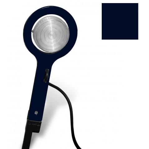 Lampe à piquer PICTO de Roger Pradier, Bleu