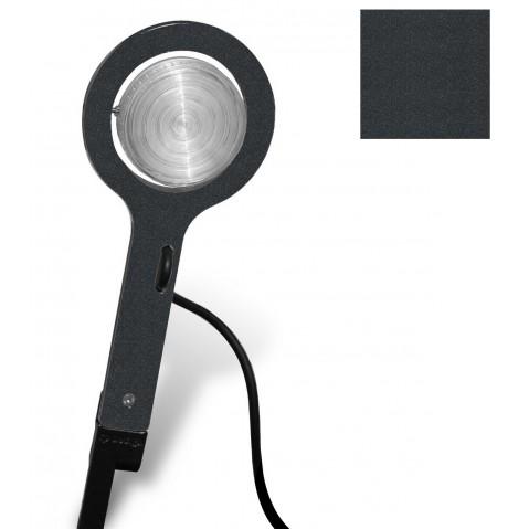 Lampe à piquer PICTO de Roger Pradier, Gris anthracite