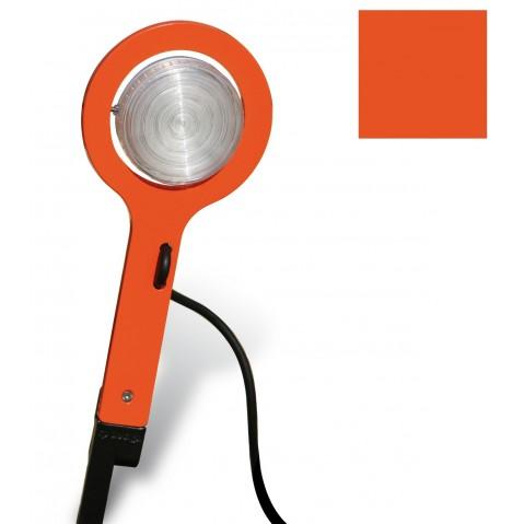 Lampe à piquer PICTO de Roger Pradier, Orange