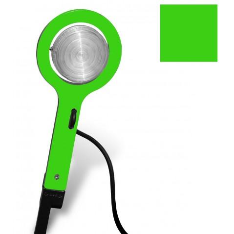 Lampe à piquer PICTO de Roger Pradier, Vert pomme