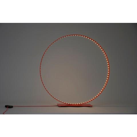 Lampe à poser πCLASSIC Le Deun rouge