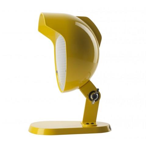 Lampe à poser DUII MINI de Diesel Foscarini, jaune
